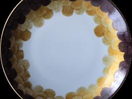 Десертная тарелка Jersey Коллекция Cercle d'Ecailles