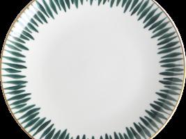 Обеденная тарелка Jersey Коллекция Allée de Cyprès n°3