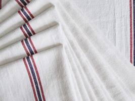Изделия из льна: скатерти, полотенца, салфетки