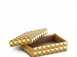 Pyramid Gold Шкатулка