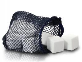 керамические кубики для охлаждения виски 9 шт.